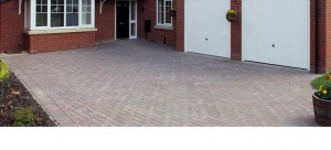 Suddenstrike Cheshire | Groundwork Services | Paved driveway