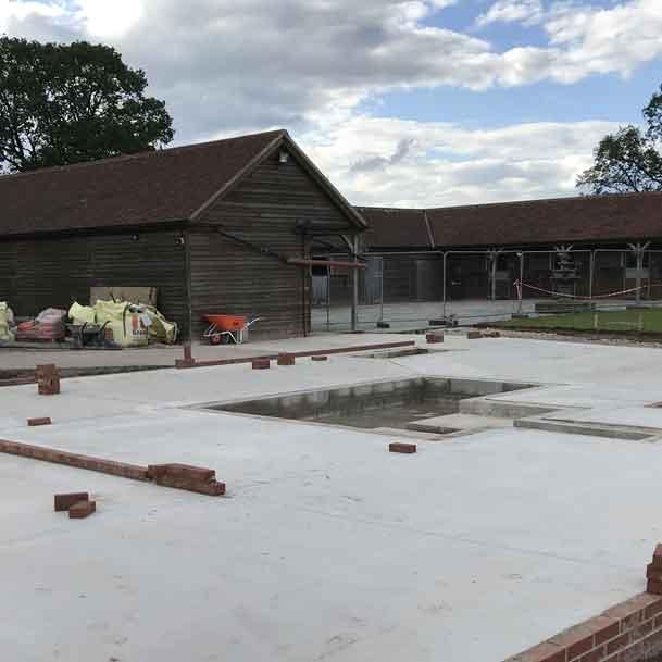 Suddenstrike Cheshire | Groundwork Services | Groundwork & civil lights