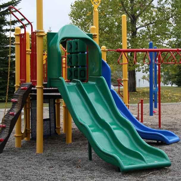 Suddenstrike Cheshire | Groundwork Services | Children's slide